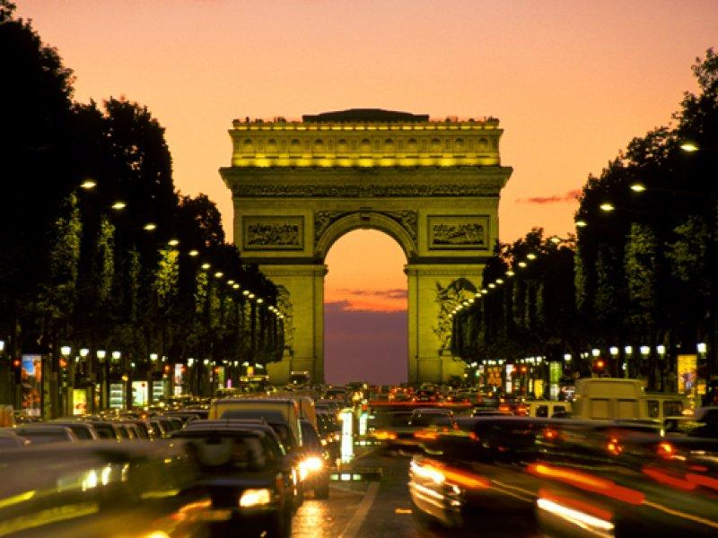 Самые интересные места во Франции
